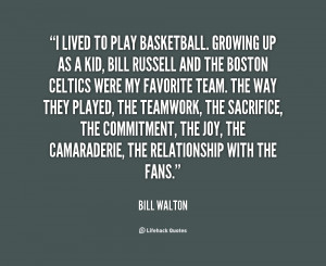 Bill Russell Quotes