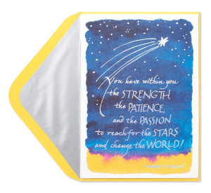 Home › Shooting Star & Quote