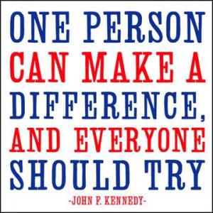 Memorial Day JFK Quotes