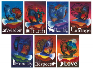 Seven Aboriginal teachings