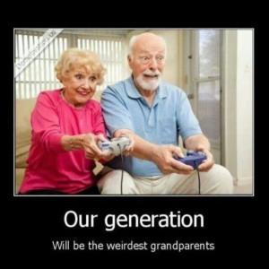 Funny pics - grandparents