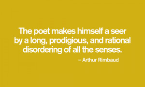 Arthur Rimbaud's quote #6