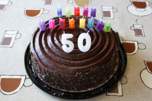 50th Birthday Card Messages, Wishes, Sayings, and Poems: What to Write ...