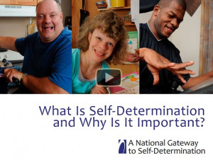Self Determination What is self determination and