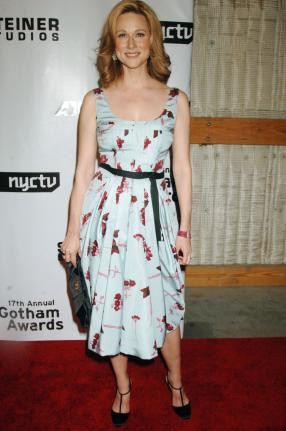 Laura Linney attends the 17th Annual Gotham Awards in New York