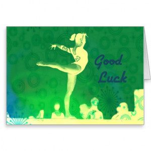 gymnastics good luck card soccer quotes sayings meaningful cute cool
