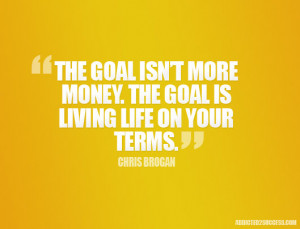 Quotes About Life Money