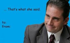 the office more valentine s day offices humor valentine day cards the ...