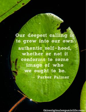 Teacher Tuesdays: Parker Palmer