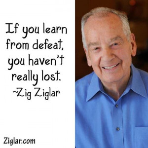 Great Quote by Zig Ziglar