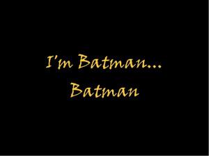 Batman Quotes Inspirational