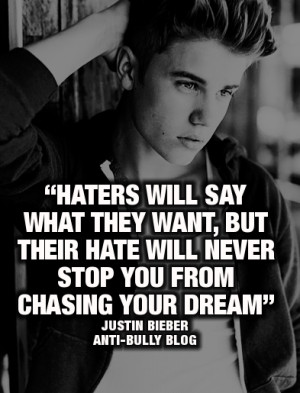 Quotes By Famous People About Bullying #1