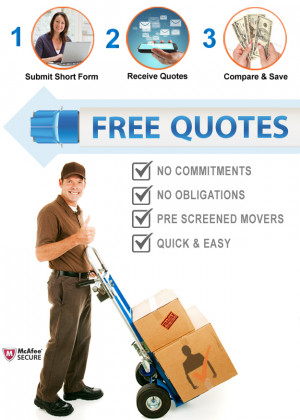 Compare Moving Quotes From The Best Movers For Free To Save Time ...