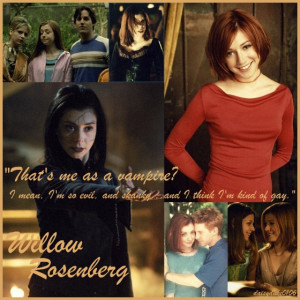 30. Willow Rosenberg (Buffy The Vampire Slayer)
