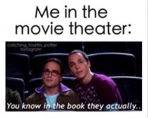 hahaha, me, movie, movie theater, the big bang theory