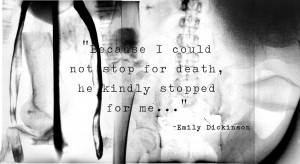 Tags: emily dickinson quotes death gothic scary x-