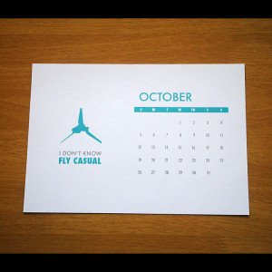Star Wars Quotes Calendar
