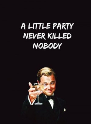 Or did it?... The Great Gatsby by F Scott Fitzgerald