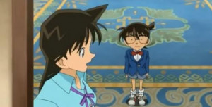 Re: Funny/Interesting Detective Conan Sceen Caps/Manga Pages