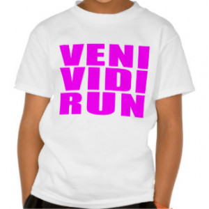 Running Quotes Kids T-Shirts