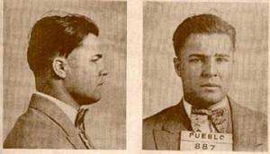 Pretty Boy Floyd FBI Foto