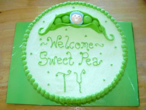 Baby Shower Sayings For Cake Get Clever and Quirky