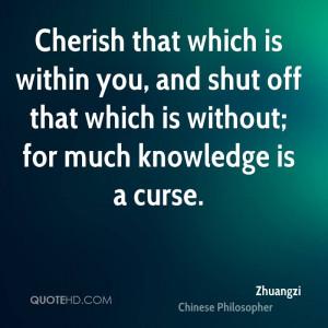 Zhuangzi Quotes