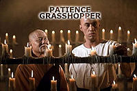 Kung Fu Panda Patience Grasshopper