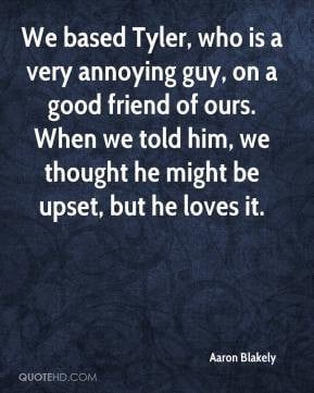 Annoying Friends Quotes