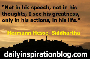 Inspiring Siddhartha quotes by Hermann Hesse