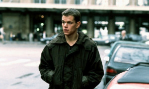 Sub-Gap duds … Matt Damon as Jason Bourne. Photograph: Allstar