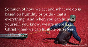 Tim Tebow Famous Quotes