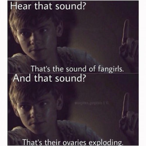 the death cure frypan the death cure thomas and minho recommendations ...