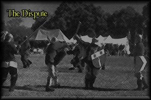 The Dispute by David Perlmutter