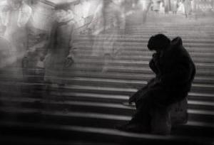 Lonely Forgotten Girl