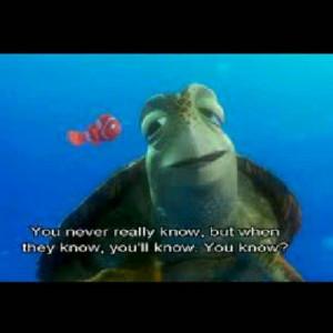 Love Quotes Finding Nemo...