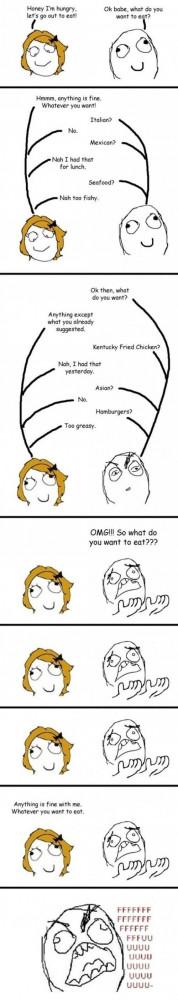 Annoying Girlfriend