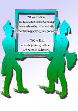 social media quotes Taddy Hall