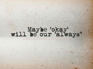 Tfios Quotes Tumblr ~ john green the fault in our stars tfios augustus ...