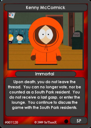 ... Syndicate • View topic - South Park: The Return of Darth Chef