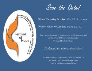 Join the Mental Health Community for a celebration of hope, healing ...