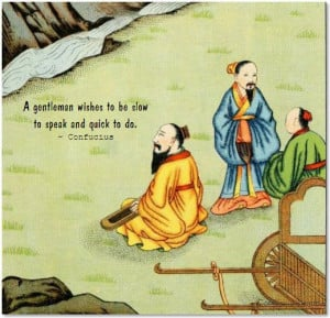 Funny Confucius Sayings Quotes About Life Slowly