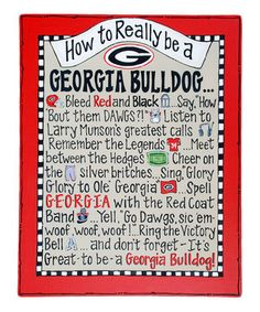... to be a Georgia Bulldog. #georgia #uga #bulldog #dawg #sec #football