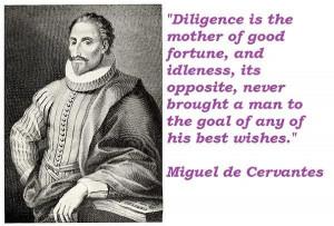 Miguel de cervantes famous quotes 4