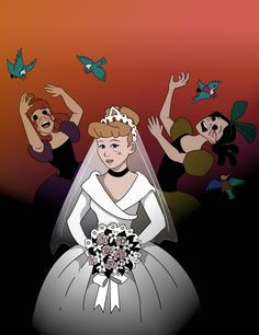 Cinderella Grimm Stepsisters
