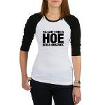 Cant Turn A HOE Into A Housewife Baseball Jersey