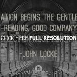 john locke, quotes, sayings, education, reading, great john locke ...