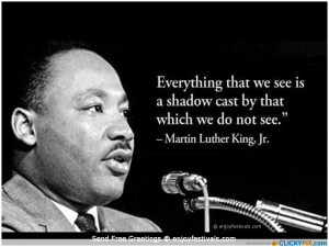 Present martin luther king jr quotes quotes
