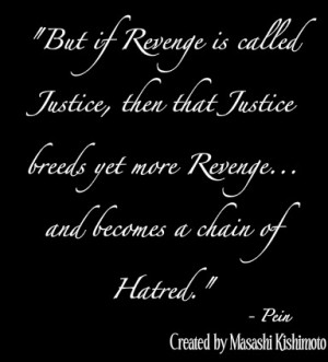 Naruto Quote by Pein aka Pain