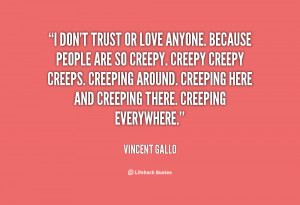 Dont Trust No One Quotes Preview quote